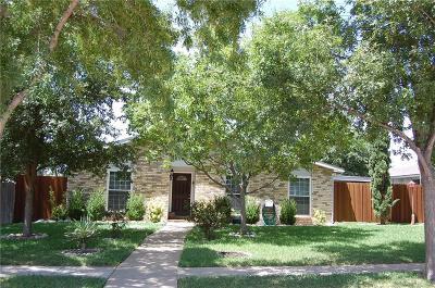 Plano Single Family Home For Sale: 1825 Stockton Trail