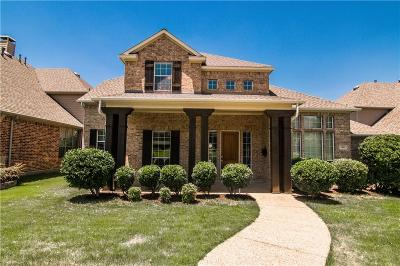 Lewisville Single Family Home For Sale: 408 Broken Sword Drive