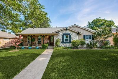 Dallas Single Family Home For Sale: 10943 Fernald Avenue
