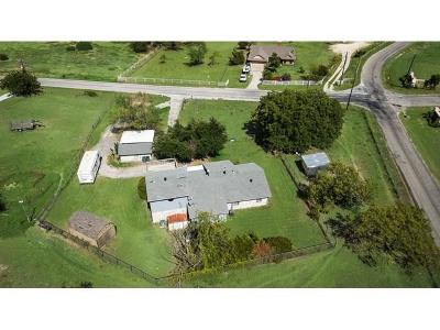 Aledo Single Family Home Active Option Contract: 137 Ridgehill Drive