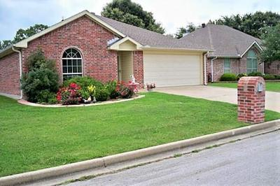 Canton TX Single Family Home Active Option Contract: $139,900
