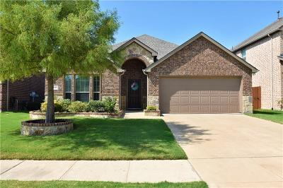 Mckinney Single Family Home Active Option Contract: 10125 Sailboard Drive