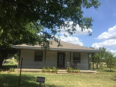 Mineral Wells Single Family Home For Sale: 130 Reed Road