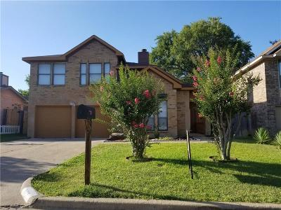 Arlington Single Family Home For Sale: 903 Ashmount Lane
