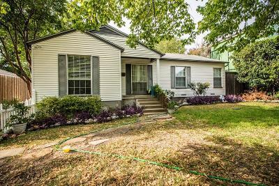 Single Family Home For Sale: 3891 Durango Drive