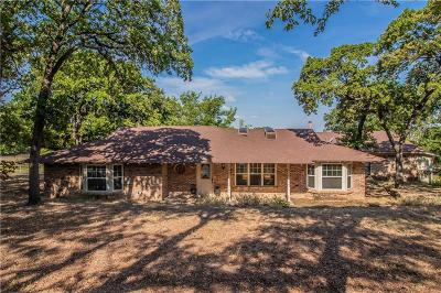 Keller Single Family Home For Sale: 1537 Roanoke Road