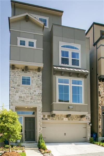 Dallas Single Family Home For Sale: 1832 Stevens Bluff Lane