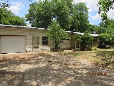 Alvarado Single Family Home For Sale: 204 W Shelton Street