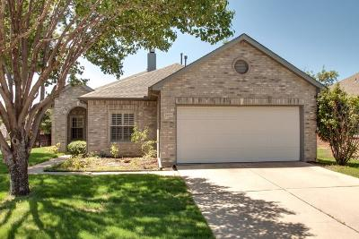 Flower Mound Single Family Home Active Option Contract: 2601 Timberhill Drive