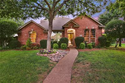 Frisco Single Family Home Active Option Contract: 10805 Wild Oak Drive