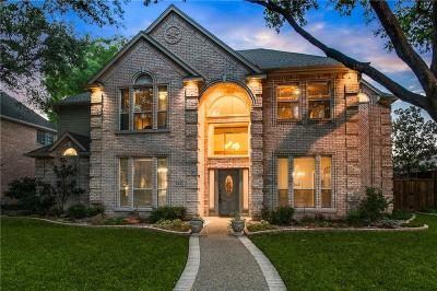 Coppell Single Family Home For Sale: 334 Tanglewood Lane