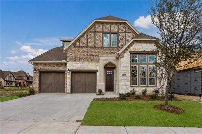 Mckinney Single Family Home For Sale: 8612 Beth Page Drive
