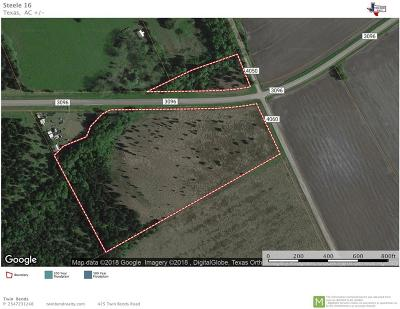 Kerens Farm & Ranch For Sale: 3096 Tbd