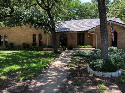 Hurst Single Family Home For Sale: 2829 Winterhaven Drive