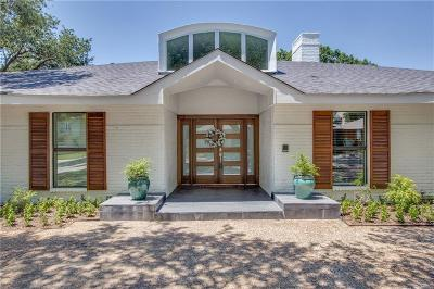 Dallas County Single Family Home For Sale: 3807 N Versailles Avenue