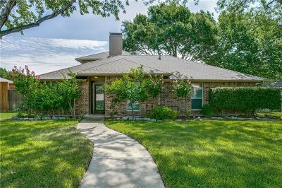 Coppell Single Family Home For Sale: 108 Mockingbird Lane