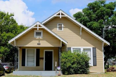 Fort Worth Single Family Home For Sale: 2828 Canton Drive