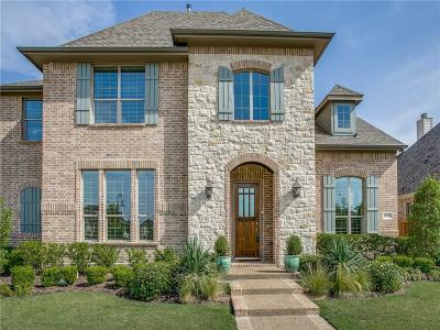Arlington Single Family Home Active Option Contract: 1006 Crystal Oak Lane