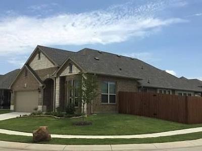Aubrey Single Family Home For Sale: 8808 Cassidy Lane