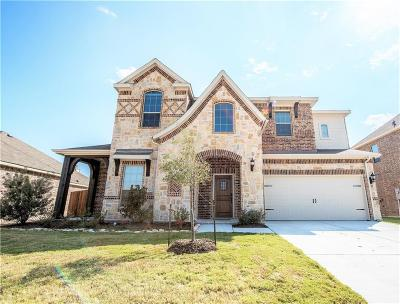 Weatherford Single Family Home For Sale: 1620 Signature Drive