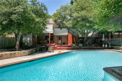 Arlington Single Family Home For Sale: 1718 Tennyson Drive