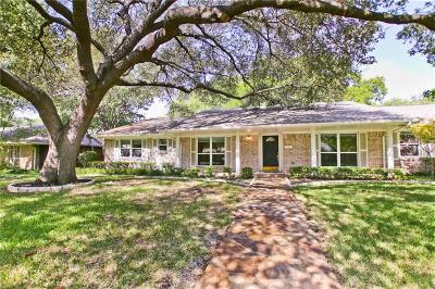 Single Family Home For Sale: 10453 Carry Back Circle