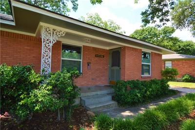 Dallas Single Family Home For Sale: 421 Easton Road