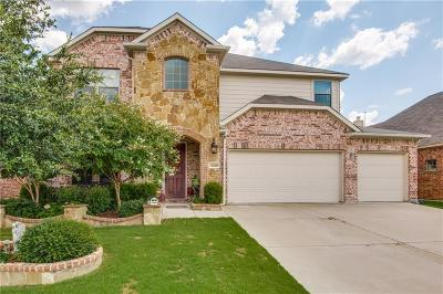 Frisco Single Family Home Active Option Contract: 12220 Knots Lane