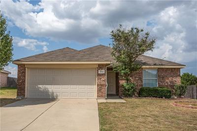 Single Family Home For Sale: 1412 Dun Horse Drive