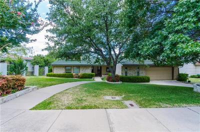 Irving Single Family Home For Sale: 3905 Acapulco Street