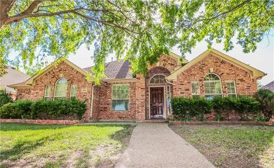 Frisco Single Family Home Active Option Contract: 4504 Ruth Borchardt Drive