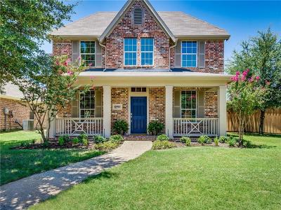 Frisco Single Family Home Active Contingent: 8599 Robertson Drive