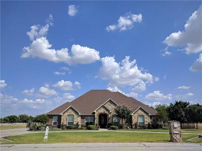 Fort Worth Single Family Home Active Option Contract: 1525 Singleton Court
