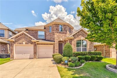 Flower Mound Single Family Home For Sale: 3516 Nandina Drive