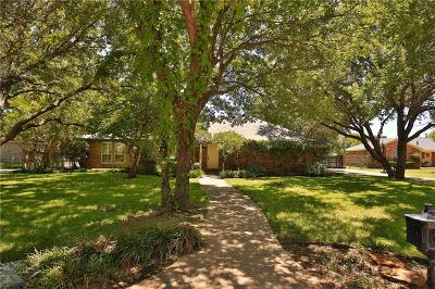 Abilene Single Family Home Active Option Contract: 667 Oldham Court W