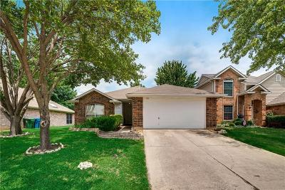 Flower Mound Single Family Home For Sale: 700 Teakwood Drive