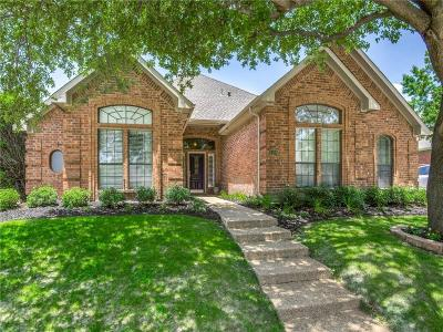 McKinney Single Family Home For Sale: 1108 Brook Hill Road