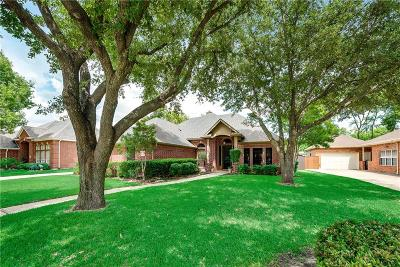 Mckinney Single Family Home Active Option Contract: 502 Courtney Lane