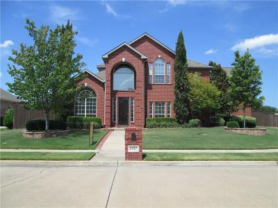 Carrollton Single Family Home Active Option Contract: 2437 Georgetown Drive