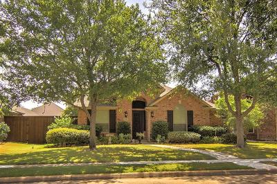 Frisco Single Family Home For Sale: 6346 Shadywood Drive