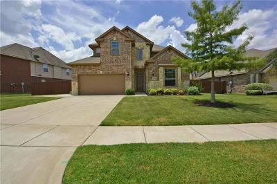 Mesquite Single Family Home Active Option Contract: 5024 Kestrel Drive