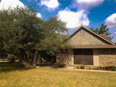 Azle Single Family Home For Sale: 334 Ash Creek Drive W