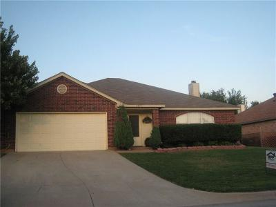 Single Family Home Active Option Contract: 4804 Saint Thomas Place