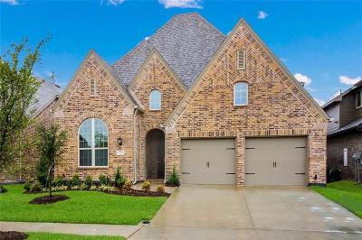 Melissa Single Family Home For Sale: 3524 Camden Drive