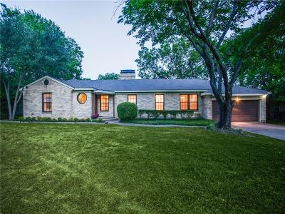 Single Family Home For Sale: 9714 Galway Drive