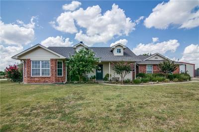 Caddo Mills Single Family Home Active Option Contract: 6347 Bridle Trail