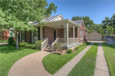 Single Family Home For Sale: 3628 Bellaire Drive N