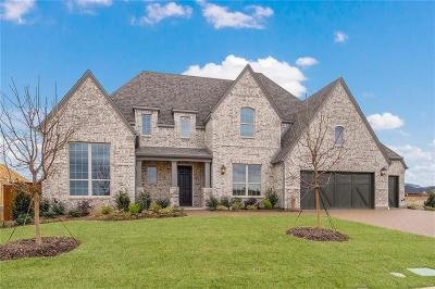 Single Family Home For Sale: 2901 Twin Eagles Drive