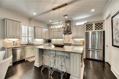 Dallas Single Family Home For Sale: 3237 Hugo Place