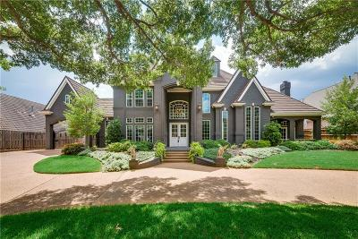 Colleyville Single Family Home For Sale: 4604 Lakeside Drive